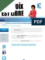 La Voix Est Libre 05/10/12