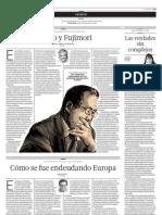 Deusto y Fujimori