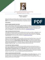 Pit Bull Awareness Media Alert & Fact Sheet.1