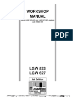 Aixam Lombardini Lgw523-Lgw627 workshop manual