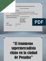 SUPERMERCADOS ALUMNOS 4TO AÑO