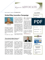 The Employment Advocate - Summer/Fall 2012