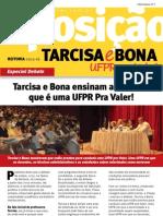 Jornal Tarcisa 07 Debate