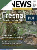 CVNEWS 83 - Fresnal , El corazón verde de Buñol