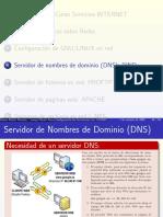 Presentacion Servicio BIND Arturo