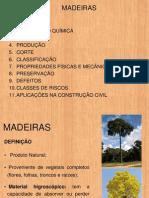 Madeira s Parte i