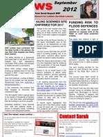 e Newsletter September 2012