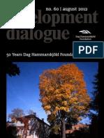 50 Years Dag Hammarskjöld Foundation