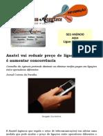Anatel vai reduzir preço de ligação; objetivo é aumentar concorrência