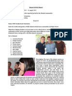 August 2012 FLEX Alumni Report