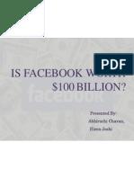 Facebook Inc (1)