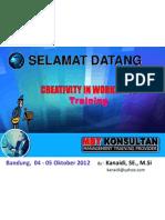 1a.profil Ken_creativity in Workplace Training