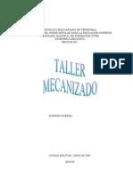 Taller Mecanizado