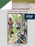 Francisco Coronado and the Seven Cities of Gold