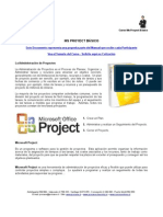 CEI 326 - Ms Project Básico