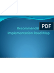 Case Study implementation roadmap