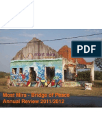 Most Mira - Bridge of Peace - Annual Report 2012