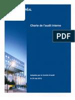 Charte Audit Interne