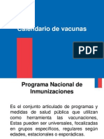 Calendario de Vacunas Final