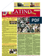 El Latino de Hoy | The Only Weekly Hispanic Newspaper of Oregon | 10-03-2012