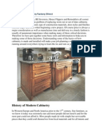Buying Your Cabinetry Factory Direct