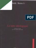 103249863 La Lutte Ideologique Malek Bennabi