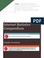 UK Social Media Statistics Compendium