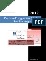 Panduan Teknis Pendampingan Online 2012