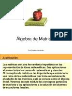 Módulos_Algebra de Matrices