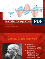 Maxwell Equation