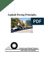 Asphalt Paving Principles, 2004