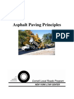 Asphalt Paving Principles, 2004
