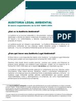 1. Requisitos Legales. Cumplimiento Legal