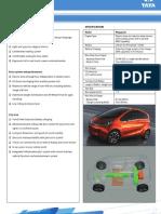 "Tata Concept car ""Megapixel"" Specification"
