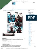 Descargar Assassin´s Creed Toda la Saga [Repack] [Español] [PL-JF-SHF] Gratis, Gratis Juegos, Descargas, Juegos Online, Noticias, Tutoriales