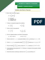 Atividades_Unidade1 razão e proporção