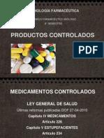 Sustancias Controladas_farmacopea Mexicana