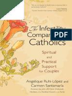 The Infertility Companion for Catholics
