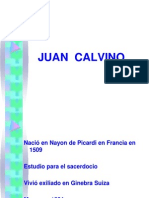 Institución Cristiana de Calvino Libro 1-Capitulos 1-2