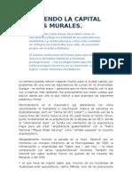 El Muralismo en Guatemala