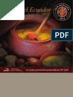 Libro Chefs 2012udla