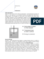 Lec 002 Fisrt Law of Thermodynamics