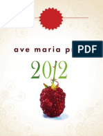 2012 Ave Maria Press General Catalog