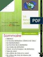 La Fonction Distribution2