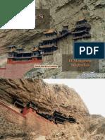 El Monasterio Supendido Diapositivas