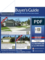 Coldwell Banker Olympia Real Estate Buyers Guide October 6th 2012