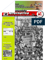 Alternativa Comunista N°10