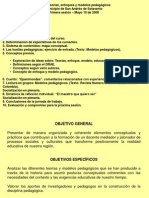 Modelos Pedagógicos (San Andres)