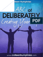 ABCs of Deliberately Creating Your Life