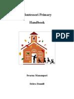 Montessori Handbook